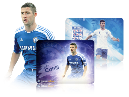 gary cahill_Wallpaper