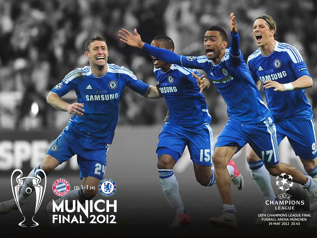 Champions League Winnner 2012 Wallpaper Request Multimedia Talk